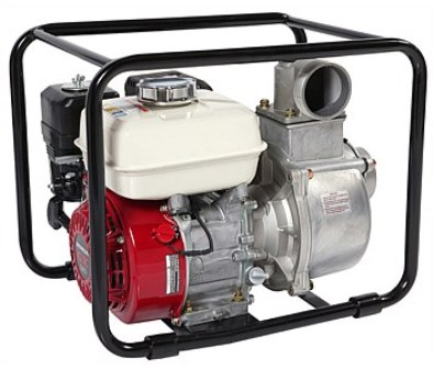 Koshin Sth 100x 4in Semi Trash Pump 7 9hp 242cc Honda Max Output