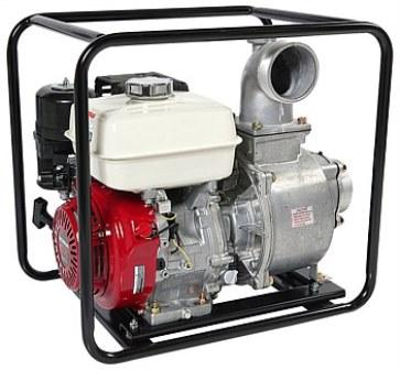 Condor 4 inch water pump Honda GX240 7 9 hp SCR-100HX 1800 lpm 28 m head
