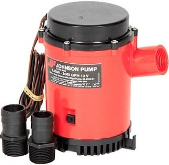 Johnson l2200 12v submersible pump 32 2200 01 120 lpm 1 m head ccuart Gallery