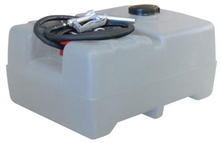 200 Liters diesel tank