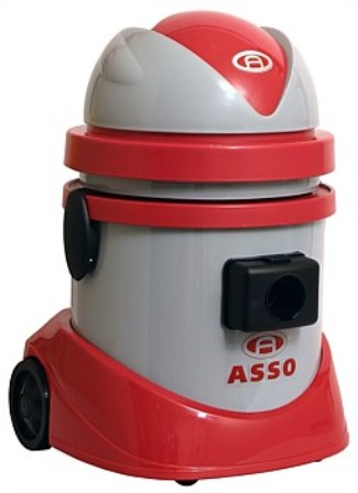 asso bambino wet n dry 20 litre industrial vacuum cleaner. Black Bedroom Furniture Sets. Home Design Ideas