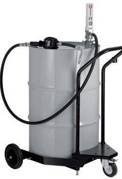 Samoa Mobile Oil Dispenser Pump Kit For 205 Litre Drums
