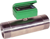 45.0036 Green stainless steel flow meter.jpg