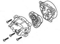 Delavan 7800 series parts