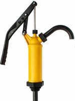 600.60020000 Jessberger yellow hand drum pump.JPG