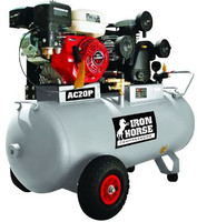 75.AC20P Iron Horse air compressor.jpg